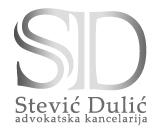 Advokatska kancelarija – Advokat Gordana Stević – Dulić